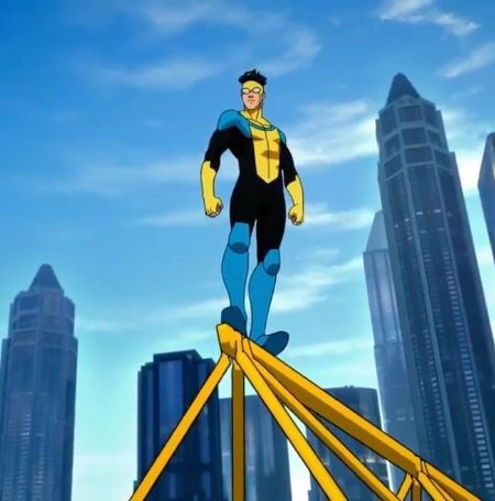 Invincible First Episode