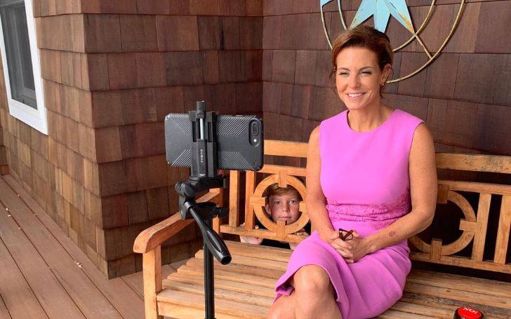Stephanie Ruhle Bio, Net Worth, Earnings NBC, Career, Husband, Kids, Parents, Age
