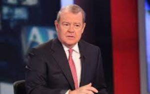 Stuart Varney at his studio