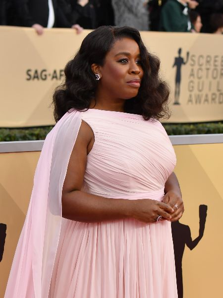 The Snippet of talented American actress Uzo Aduba