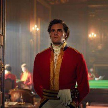 Tom Bateman during his shoot for Da Vinci's Demons.